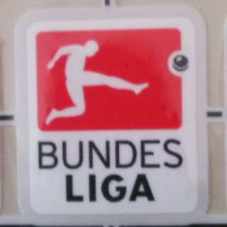Germany BUNDESLIGA 2012-13 SENSCILLIA Flock Transfer Patch