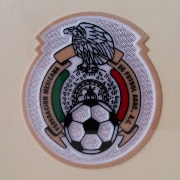 Mexico football Federation Soccer PATCH jersey Mexican FIFA Jersey