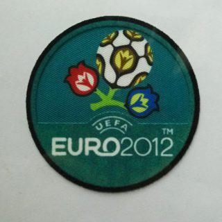 UEFA EURO CHAMPIONS 2012 BADGES / PATCHES