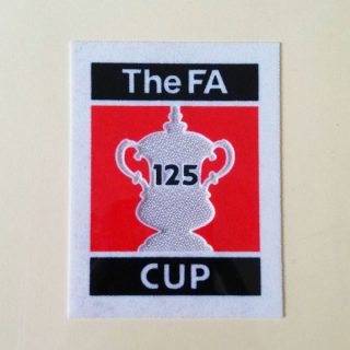THE FA CUP Final 125th Anniversary Badge 2006