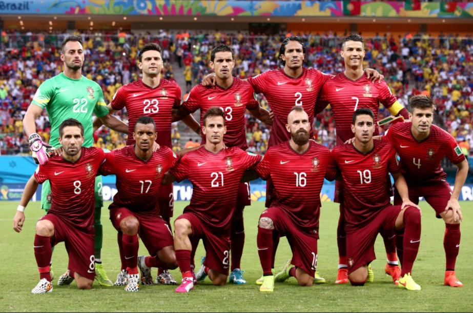 Portugal 2014 World Cup Team Squad