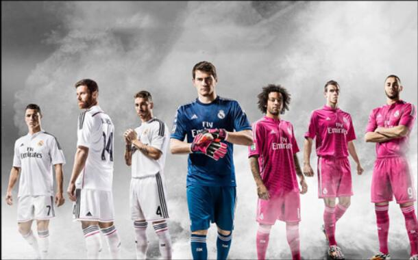 Real Madrid 2014-2015 Schedule