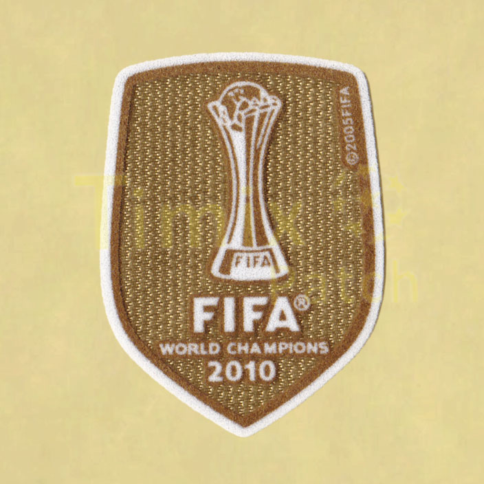 Real madrid fifa club world cup 2014 champions patch.