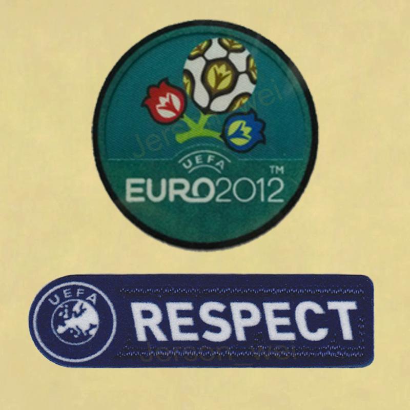 Badge 2008 UEFA EURO Soccer Patch