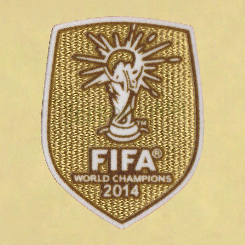 FIFA WM 2014 Brasilien Football for Hope Patch neu